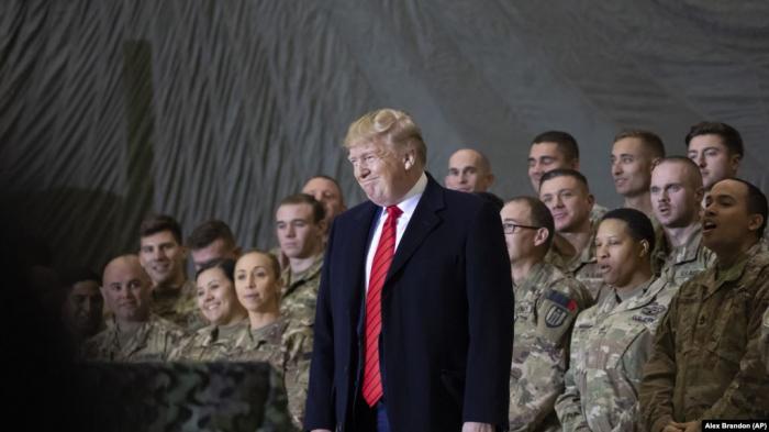 """ABŞ və """"Taliban"""" sülh sazişi imzalaya bilər"""