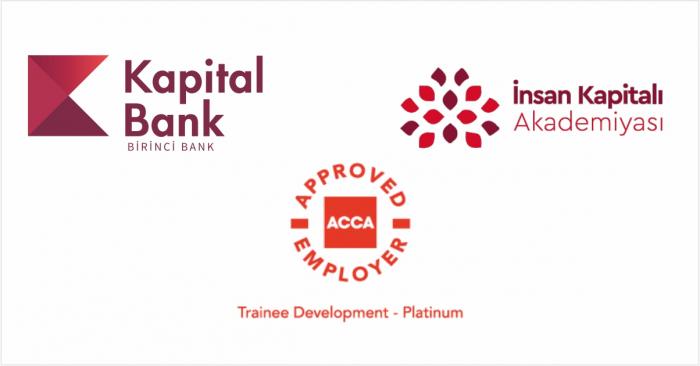 Kapital Bank nüfuzlu beynəlxalq akkreditasiyadan keçib