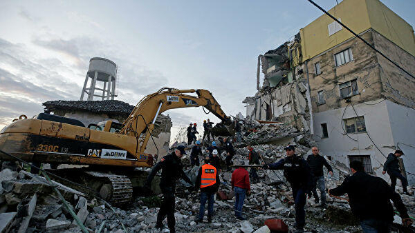 51 quake fatalities confirmed as rescue operations end in Albania