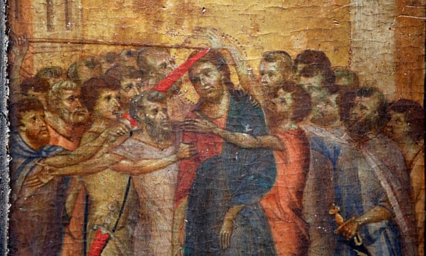 France blocks export of €24m Cimabue artwork found in kitchen