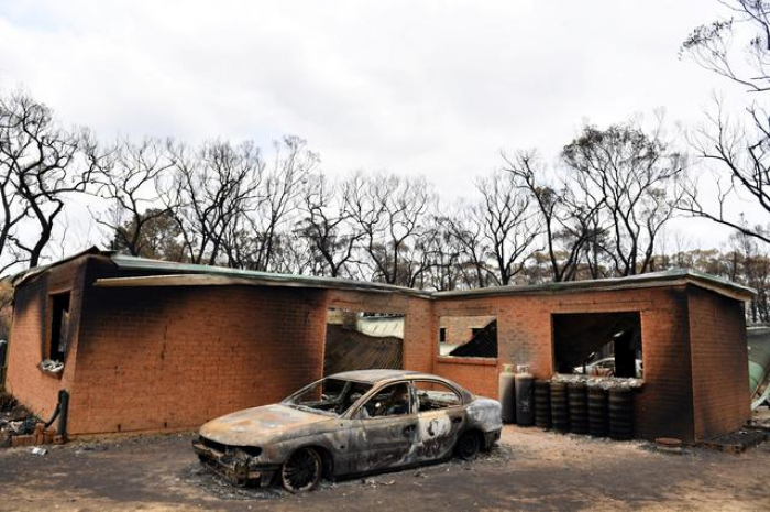 Australia prepares for post-Christmas extreme bushfires