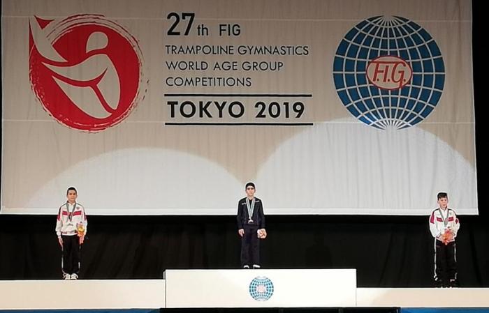 Azerbaijani gymnast wins gold medal in Tokyo