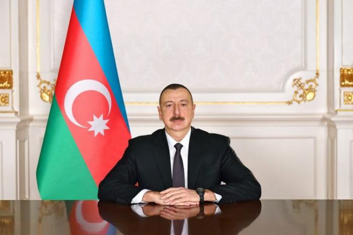 """الهام علييف:  """"ستواصل أذربيجان المشاركة في تنفيذ المشاريع ذات الأولوية الخاصة بتراسيكا"""""""