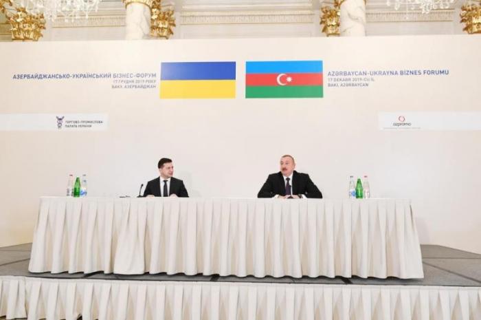 Bakıda Azərbaycan-Ukrayna biznes forumu keçirilib -  YENİLƏNİB