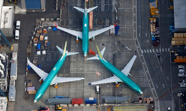Boeing considers suspending or halting 737 Max production