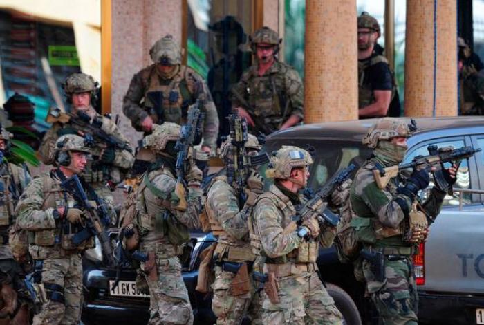 Kilsəyə silahlı hücum: 14 nəfər öldürüldü