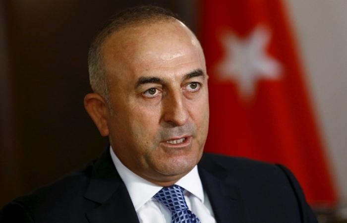 «Le conflit du Haut-Karabakh devrait être résolu conformément au droit international»,  Cavusoglu