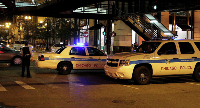 Child and adult shot at Christmas family gathering in Chicago
