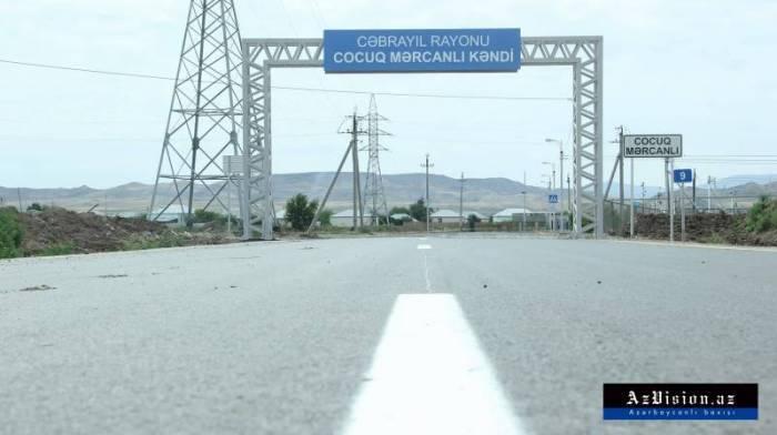 Cocuq Mərcanlı istiqamətində ilk dəfə marşrut xətti açılır