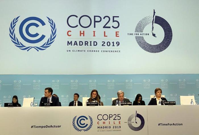 Ministro azerbaiyano participa en la Conferencia de las Naciones Unidas sobre el Cambio Climático