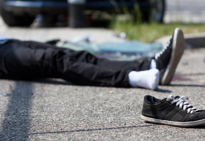 Piyadanı öldürüb qaçan sürücü saxlanıldı