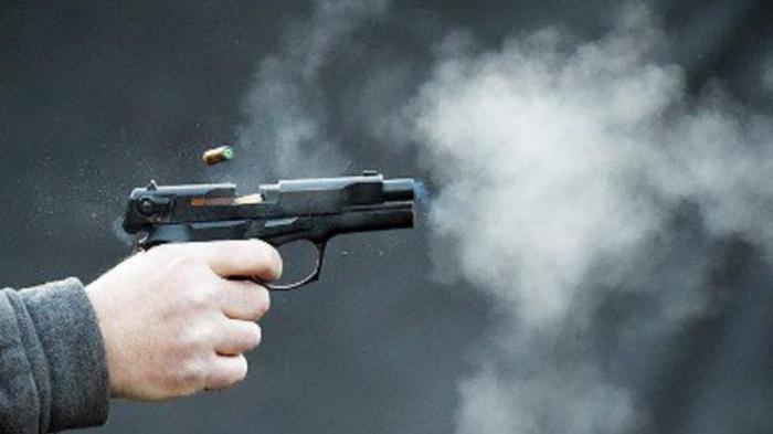 Ermənistanda silahlı insident baş verib