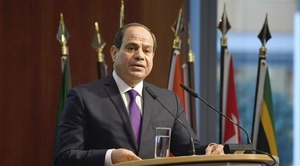 السيسي: يجب الرد جماعياً على الإرهاب والدول التي تدعمه