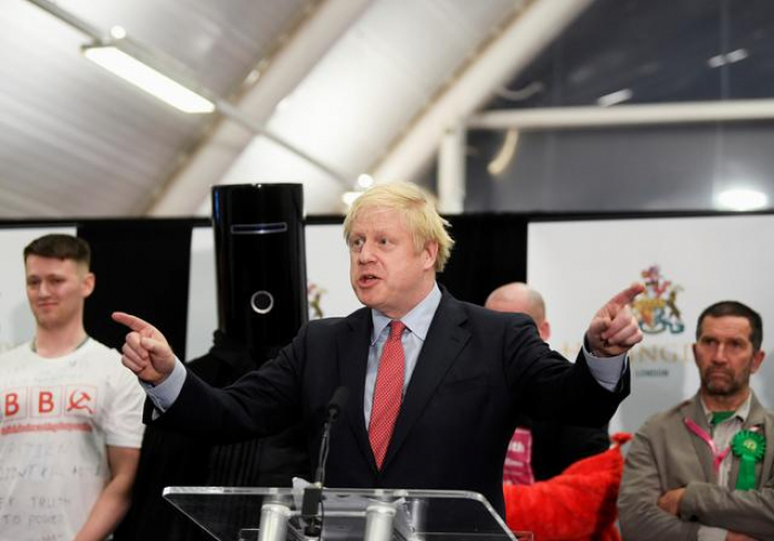The dream is dead: Johnson election triumph breaks UK