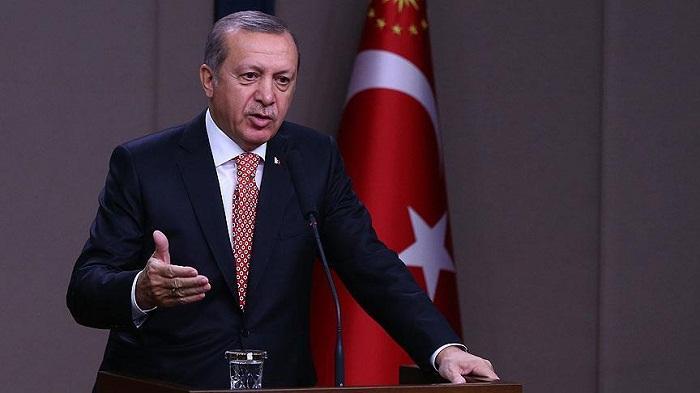 Erdogan appelle à réagir à l