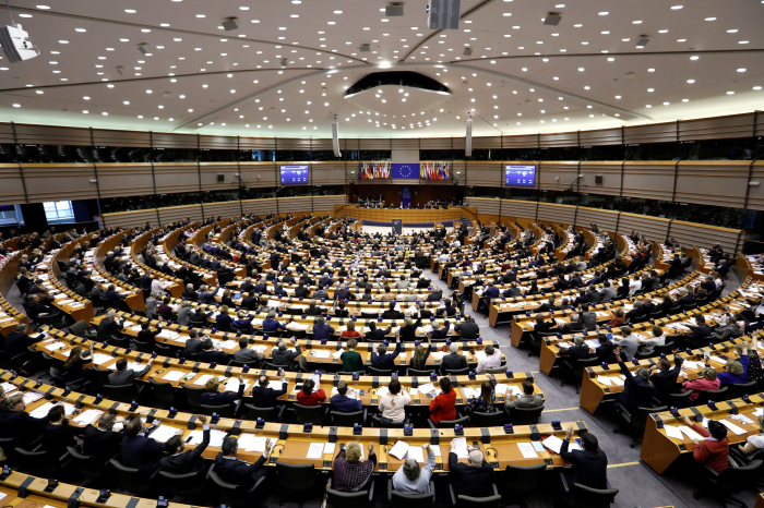 Representing 500 Million citizens, the EP oficially declares a climate emergency