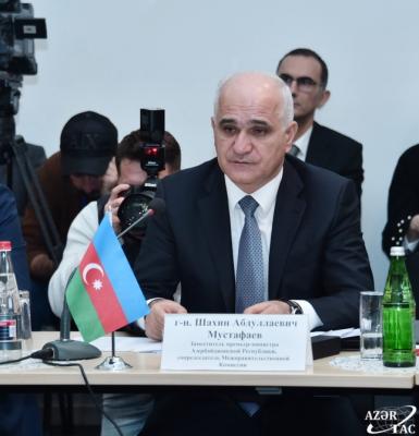 Primer Foro Interregional de la Juventud Azerbaiyán-Rusia se celebrará en Shahdag en 2020