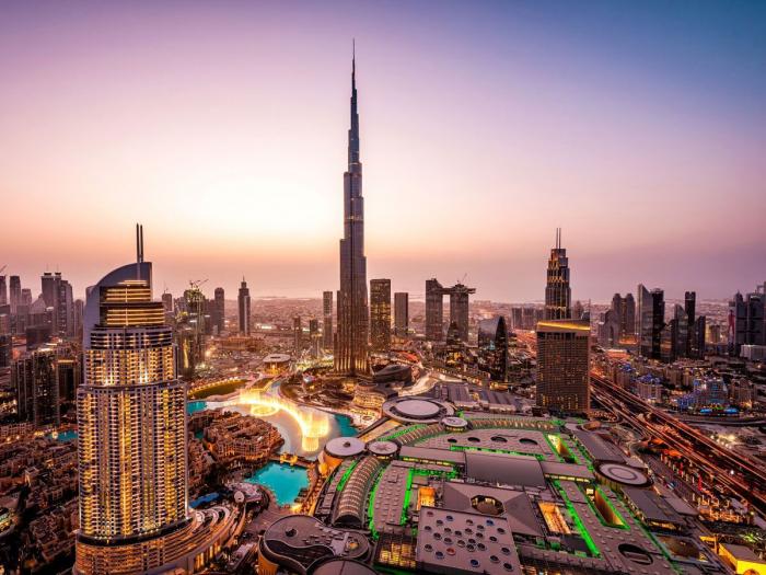 Misión de exportación de Azerbaiyán se encuentra en Dubái