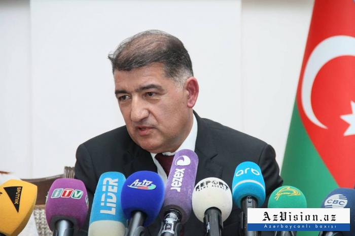 """Nazir müavini: """"Əkilən ağacların sayı 650 mini ötüb"""""""