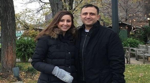 تنفصل عن زوجها بسبب حالة نادرة