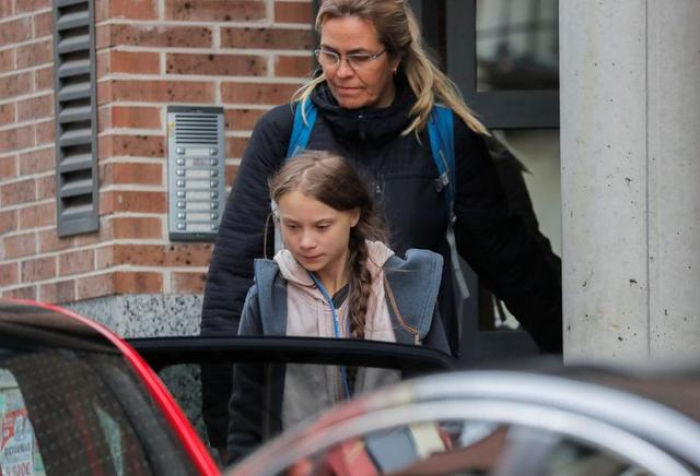 Activist Thunberg warns governments in Madrid that