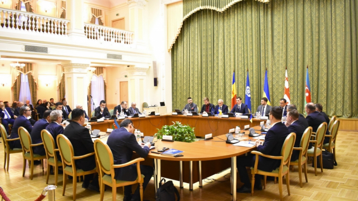 Kyiv hosts meeting of GUAM Heads of Government