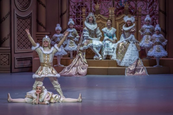 Opera və Balet Teatrında Yeni il tamaşaları