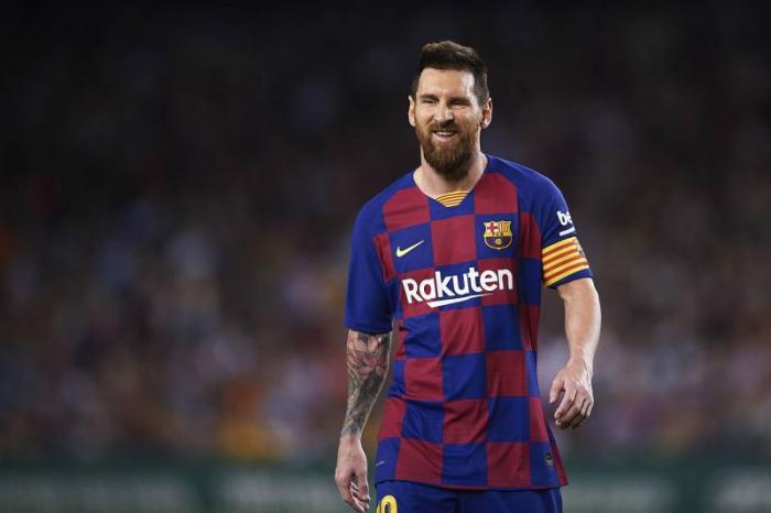 Messi dünyanın ən yaxşı idmançısı oldu - SİYAHI