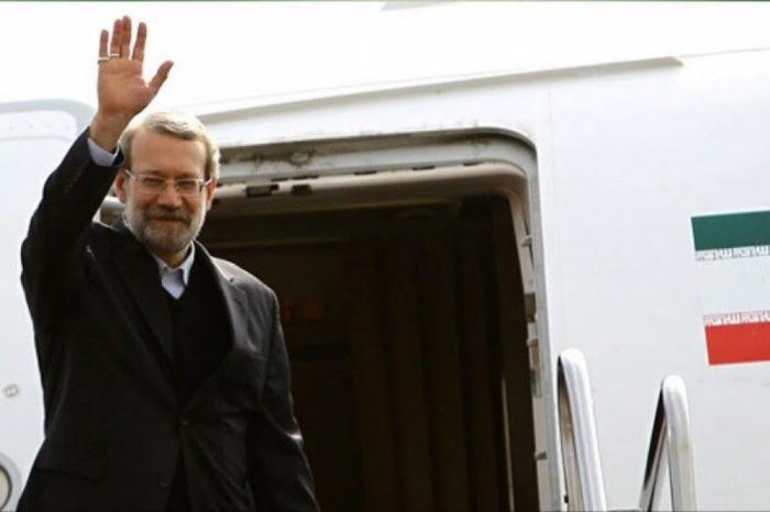 Irans Parlamentspräsident reist in die Türkei