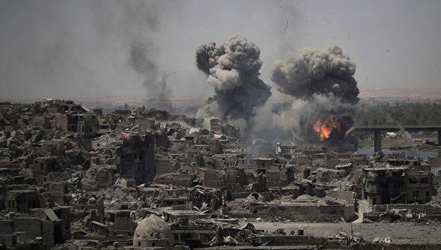 5 rockets hit airbase housing U.S. troops in Iraq