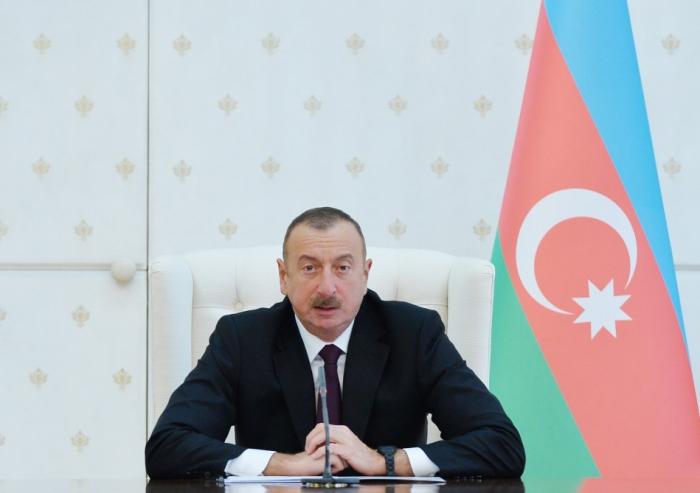 """""""Aserbaidschan befindet sich derzeit im aktiven Reformprozess"""" -   Ilham Aliyev"""