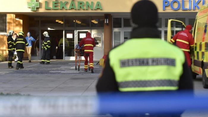 Krankenhaus-Schütze nimmt sich das Leben