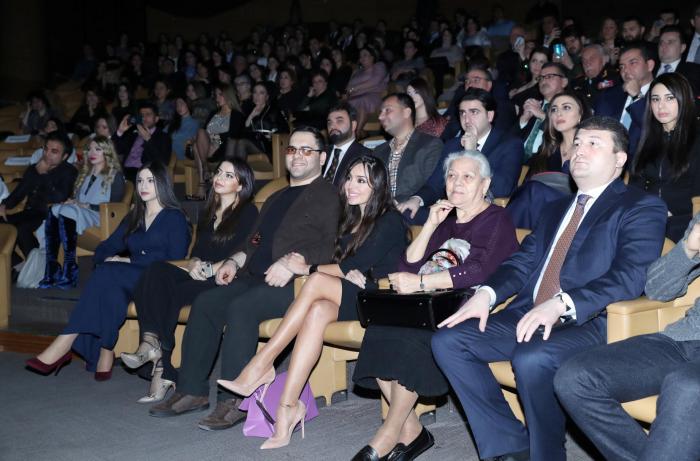 Leyla Aliyeva attends concert program to mark Day of Solidarity of World Azerbaijanis, New Year