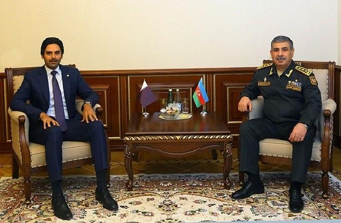 مناورات عسكرية مشتركة بين أذربيجان وتركيا وقطر