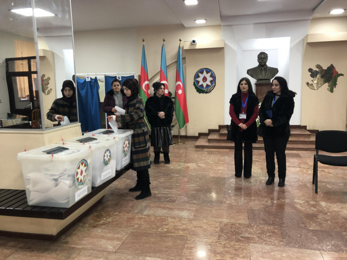 CIS Inter-Parliamentary Assembly talks outcome of municipal elections in Azerbaijan