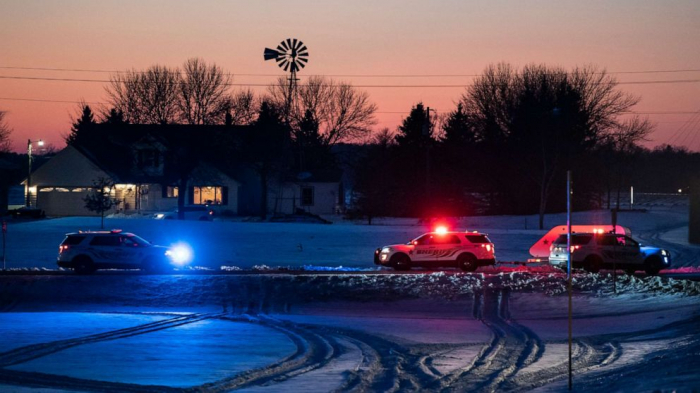 Black Hawk helicopter crashes after takeoff in Minnesota, killing three National Guardsmen