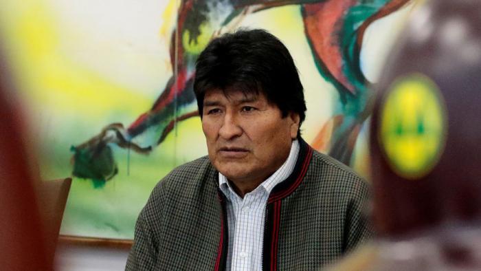 Morales Boliviya ilə sərhəd yaxınlığında yaşayacaq