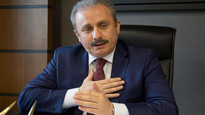 Chairman of Turkish Parliament: Azerbaijan is always by Turkey