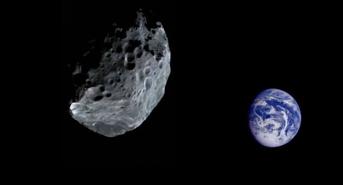NASA identifies near-collision asteroid to fly past Earth on Friday the 13th