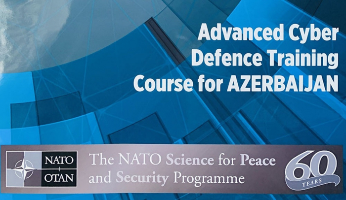 Baku hosts NATO Advance Cyber Defence training courses