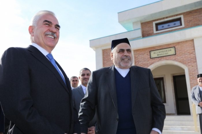 Allahshukur Mosque inaugurated in Nakhchivan Autonomous Republic