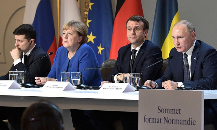 """""""Normand formatı"""": Ukrayna ilə Rusiya nədə anlaşa bilmirlər? – TƏHLİL"""