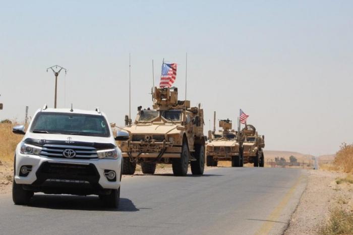 Suriyada ABŞ-ın cəmi 600 hərbçisi qalacaq