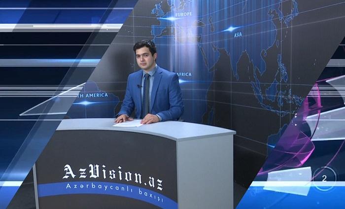 AzVision TV:  Die wichtigsten Videonachrichten des Tages auf Deutsch  (10. Dezember) - VIDEO