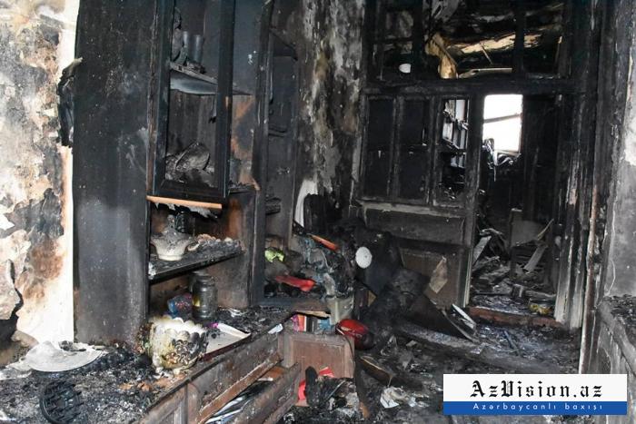 Qonağı öldürüb, evini yandırdı - Astarada dəhşətli cinayət