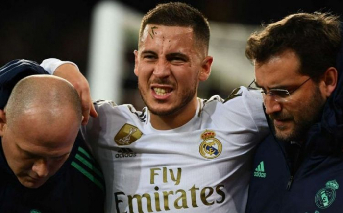 "Eden Hazard ""El Klassiko""nu buraxacaq"