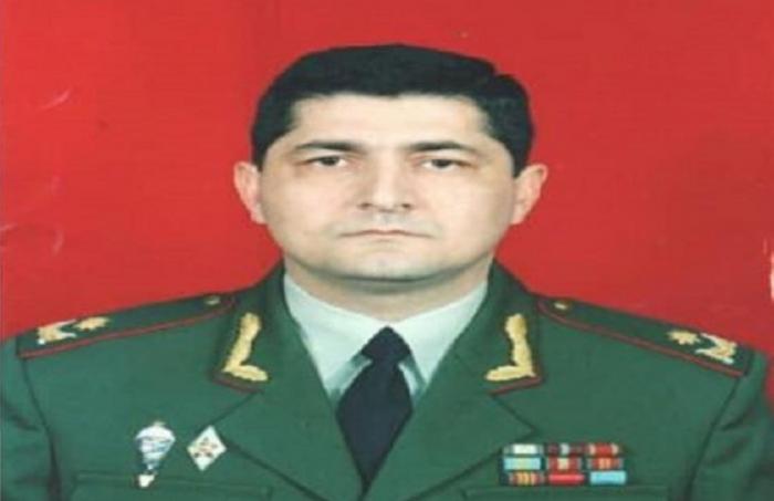 General deputatlığa namizədliyini irəli sürdü - FOTO