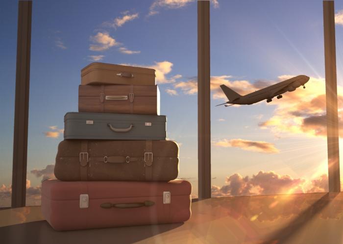 Les moyens de faire un peu de place dans votre valise
