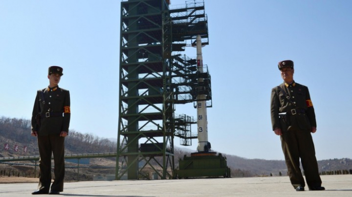 Angeblich erfolgreicher Test auf Satelliten-Startanlage Sohae