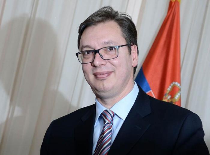 Serbiya Prezidenti İlham Əliyevə zəng edib